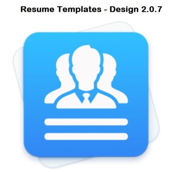 Resume Templates - Design 2.0.7