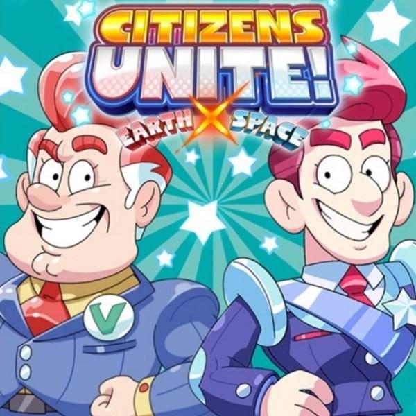 Citizens Unite: Earth x Space