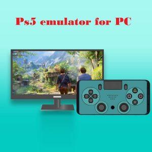 PS5 emulator for PC
