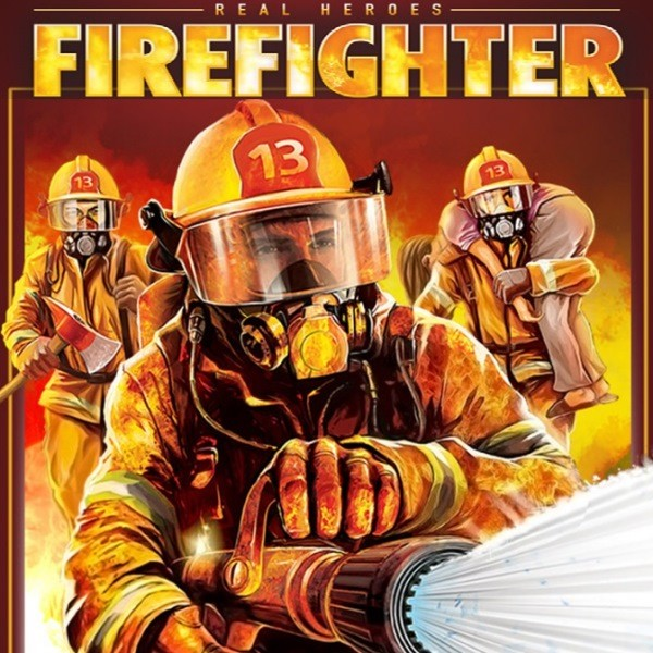 Real Heroes Firefighter HD