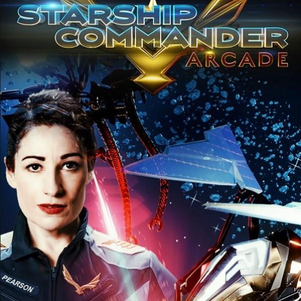 Starship Commander: Arcade