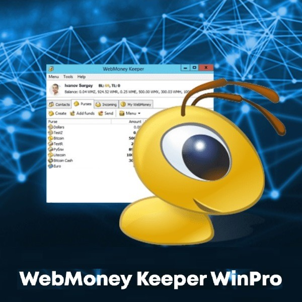 Webmoney Keeper WinPro 3.9.9.20