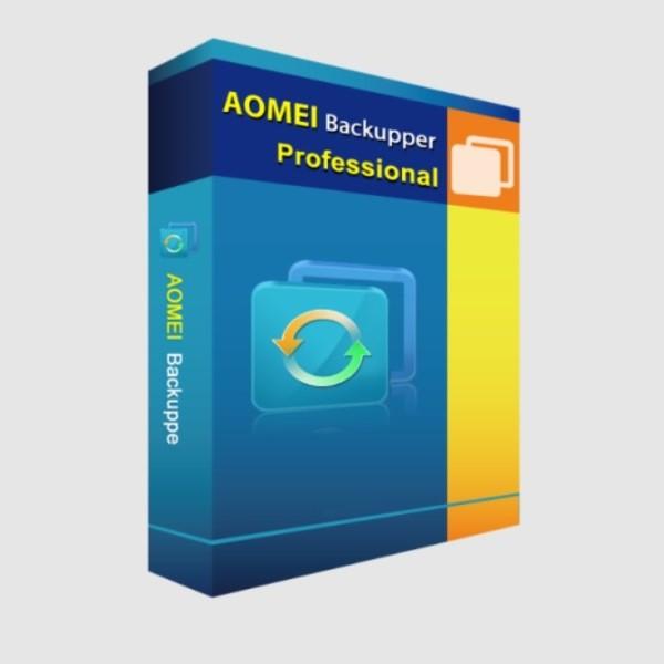 AOMEI Backupper 6.5 Professional
