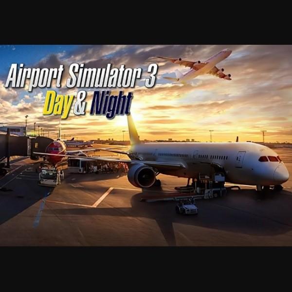 Airport Simulator 3 Day & Night