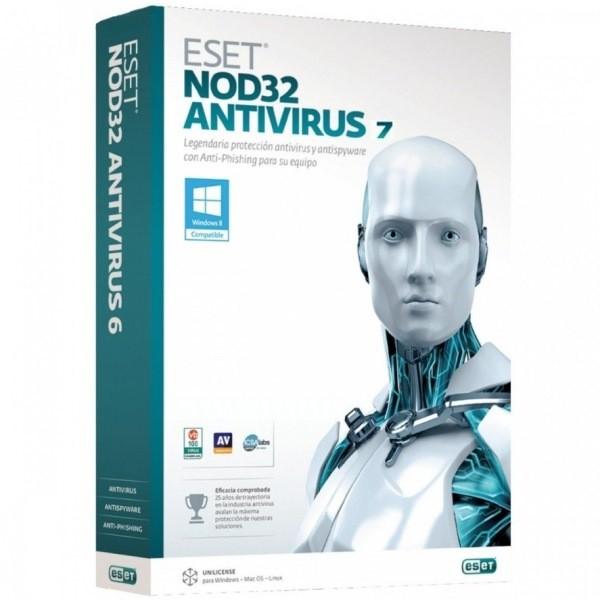 ESET NOD32 Antivirus Version: 7.0.302.26