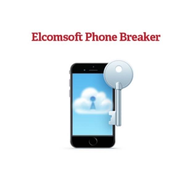 Elcomsoft Phone Breaker 9.64.37795
