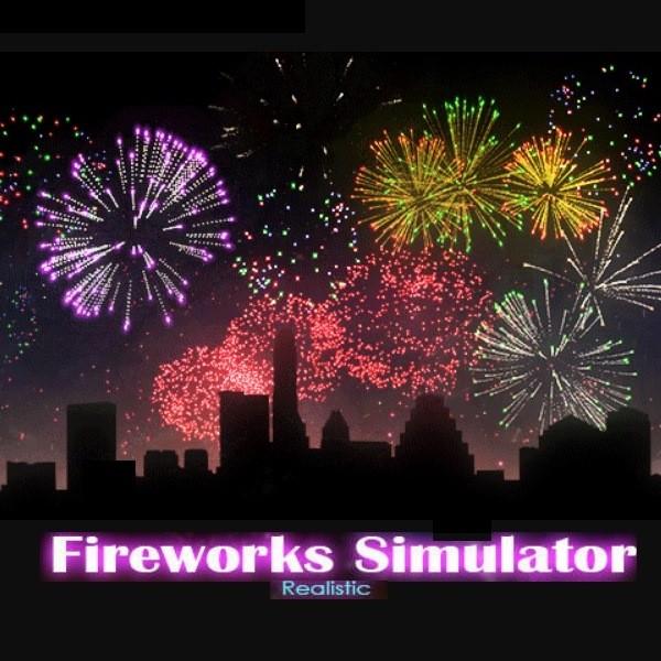 Fireworks Simulator Realistic