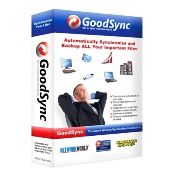 GoodSync Enterprise 11.5.9.9