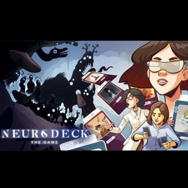 Neurodeck Psychological Deckbuilder