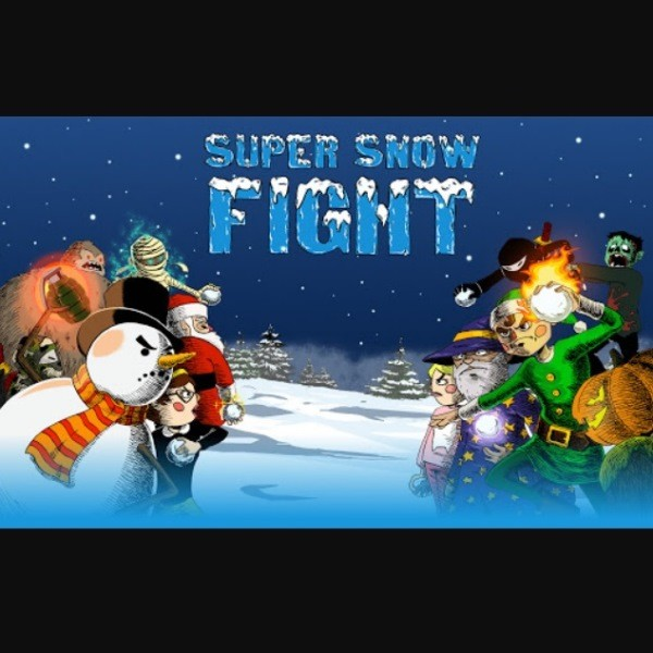 Super Snow Fight
