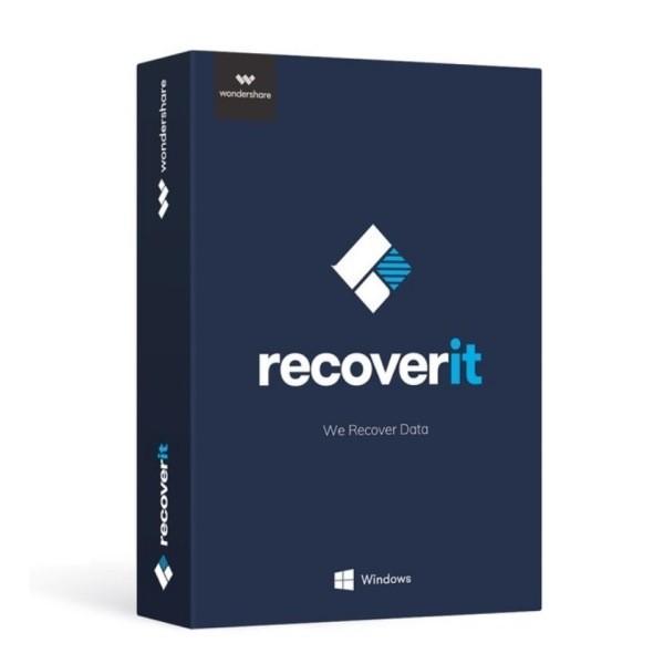 Wondershare Recoverit Pro 9.5.5.20