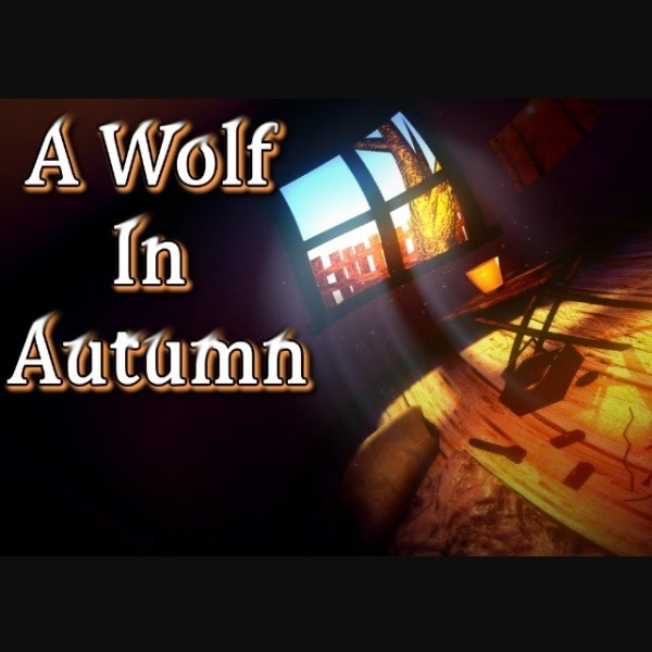 A Wolf in Autumn