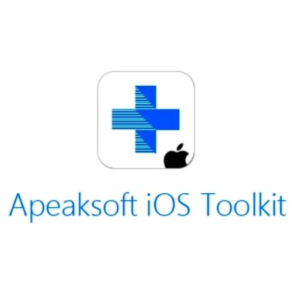 Apeaksoft iOS Toolkit 1.1.26