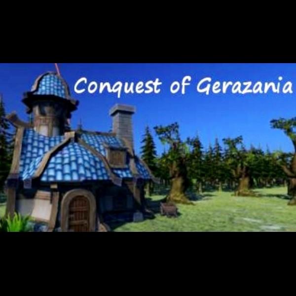 Conquest of Gerazania
