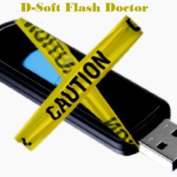 D-Soft Flash Doctor 1.0.4