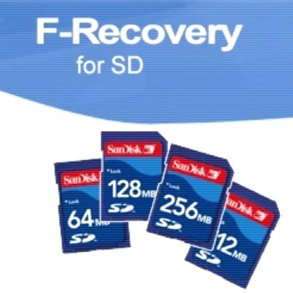 F-Recovery for SD 2.5