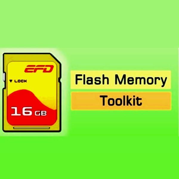 Flash Memory Toolkit 2.01