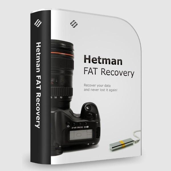 Hetman FAT Recovery 3.8