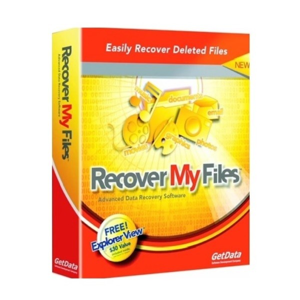 Recover My Files 5.2.1