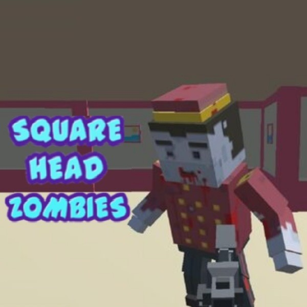 Square Head Zombies FPS Game
