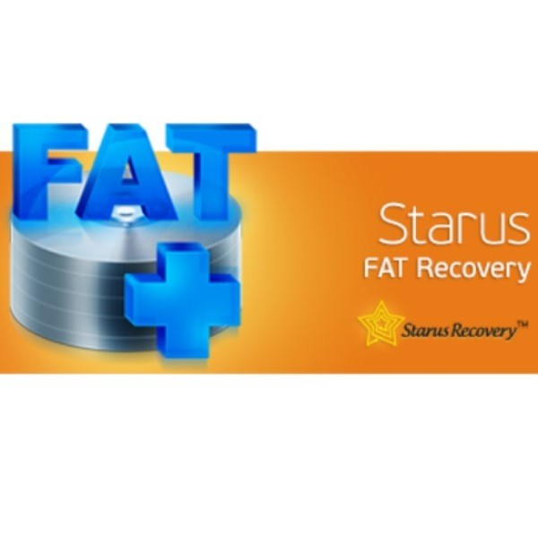 Starus FAT Recovery 3.8