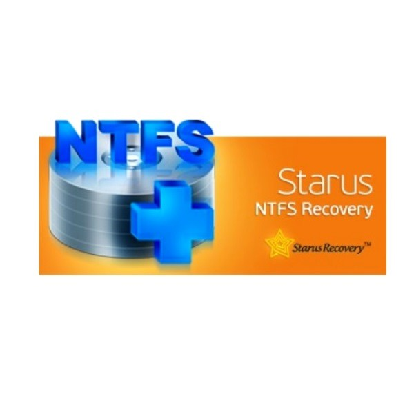 Starus NTFS Recovery 3.8