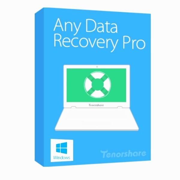 Tenorshare Any Data Recovery Pro 6.4.0.0