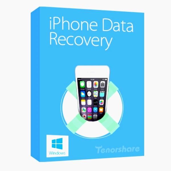 Tenorshare iPhone Data Recovery 8.2.1.0