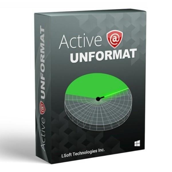 Unformat Pro 10.0.1
