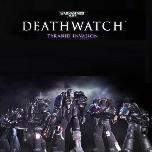 Warhammer 40 000 Deathwatch Tyranids Invasion