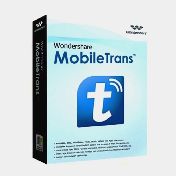 Wondershare MobileTrans 8.1.0.640
