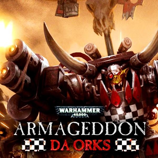 Warhammer 40 000 Armageddon - Da Orks