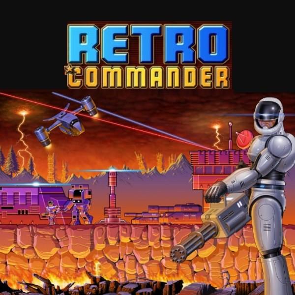Retro Commander