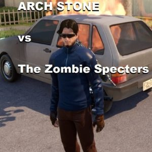ARCH STONE vs The Zombie Specters
